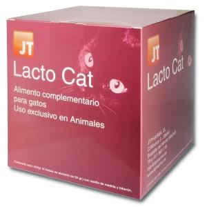 JT- LACTO CAT PISICI LAPTE PRAF PLICURI 4 X 50G