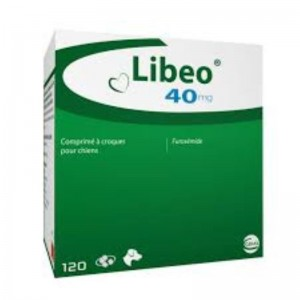 Libeo 40 mg, 120 tablete