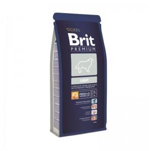 Brit Premium Adult Light, 15 kg