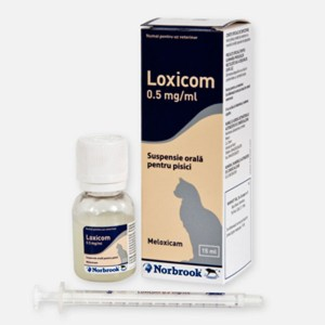 Loxicom Cat 0.5mg x 15ml