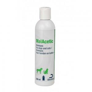 Malacetic Shampoo, 230 ml