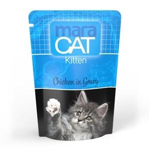 Maracat Complete Kitten with Chicken in Gravy, 100 g