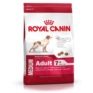 Royal Canin Medium Adult (+7)
