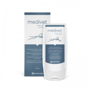 Medivet Sampon, 100 ml