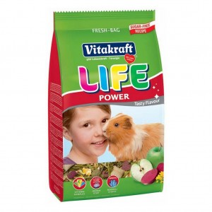 Meniu G Pig Vitakraft Life Power 600 g