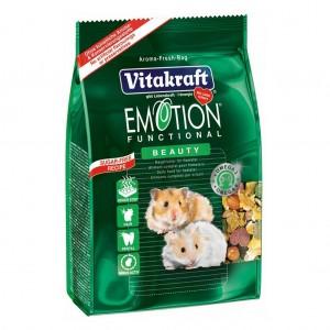 Meniu Hamsteri Vitakraft Emotion Beauty 600 g