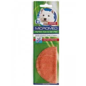 Micromed Vet Perfect Eye And Ear Pad, 20 buc