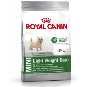 Royal Canin Mini Light Weight Care- Hrana Caini cu tendinte de ingrasare-