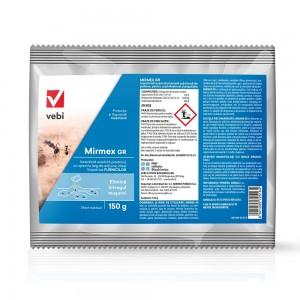 MIRMEX GR pudra anti furnici, 150 g
