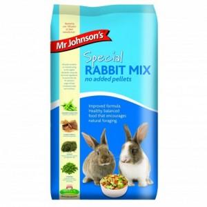 Mix special pentru iepuri, Mr. Johnson`s Special Rabbit Mix, 15 kg