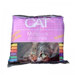 Multipack Pouches Maracat, 6 x 100 g