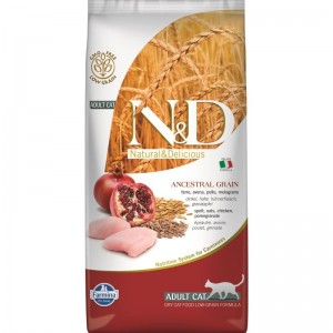N&D Low Grain Cat Chicken and Pomegranate, 5 kg