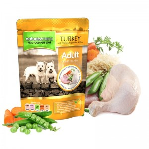 Natures Menu Dog Turkey & Chicken, 300 g