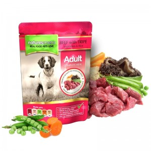 Natures Menu Dog Adult Beef, 300 g