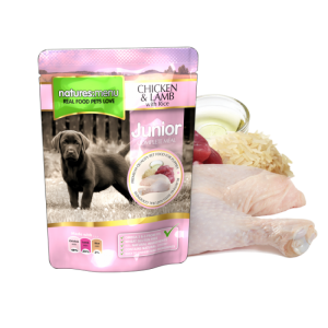 Natures Menu Dog Junior, 300 g
