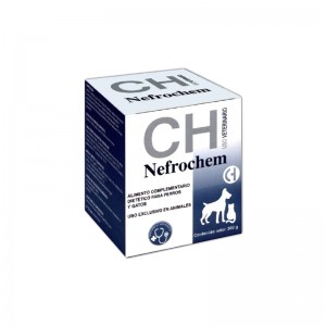 Nefrochem, supliment pentru sustinerea functiei renale, 300 g