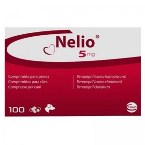 Nelio 5 mg, 100 tablete