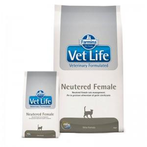 Vet Life Cat Neutered Female 10 kg