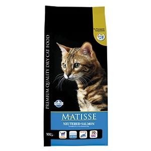 Matisse Cat Neutered Salmon 400 g