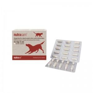Nutravet Nutracam Caini & Pisici, 60 capsule