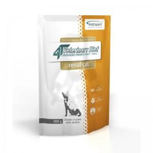 Nutrition 4T - Dieta umeda Renal cat, 100 g
