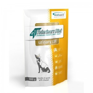 Nutrition 4T - Dieta umeda Urinary cat, 100 g