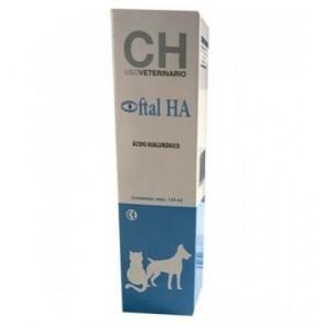 OFTAL HA, solutie lavaj ocular pentru caini si pisici, 125 ml