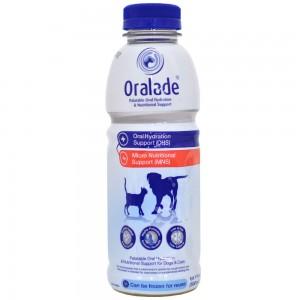 Oralade 500 ml - solutie rehidratare caini si pisici