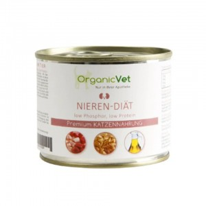 OrganicVet Feline, Renal, 200 g