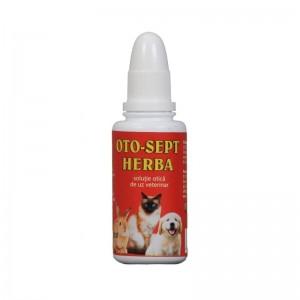 Oto-Sept Herba, solutie otica, 30 ml
