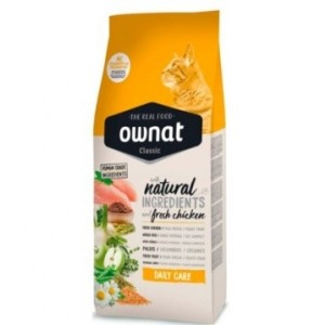 Ownat Cat Classic Daily Care, 1,5 Kg