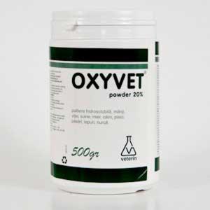 Oxyvet 20% Pulbere Solubila x 500 g