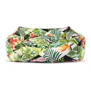 Patut confortabil, Jungle, 80x65x22 cm