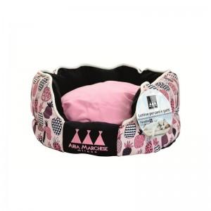 Patut pentru caini si pisici Paradiso Pink/Ananas