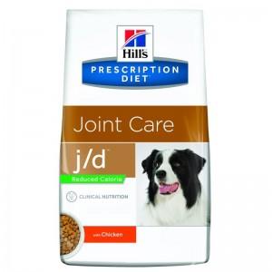 Hill's PD j/d Joint Care Reduced Calorie hrana pentru caini 12 kg