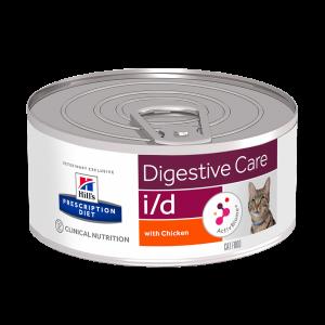 Hill's PD i/d Digestive Care hrana pentru pisici 156 g