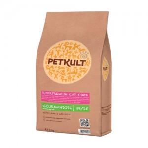 Hrana uscata pisici, Petkult Gourmandise, 2 kg