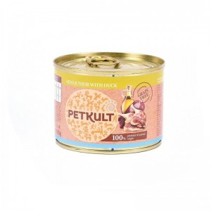 Petkult Mini Junior Rata, 185 g