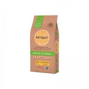 Petkult Sensitive Low Calories Lamb & Rice, 12 kg