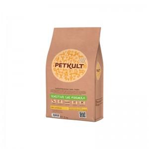 Petkult Sensitive Low Calories Lamb & Rice, 2 kg