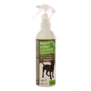 Spray antiparazitar caini, Pilou, 250ml