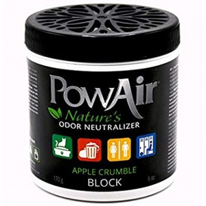 PowAir Block, Apple Crumble, 170g