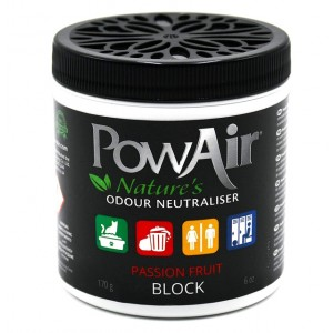 PowAir Block, Passion Fruit, 170g