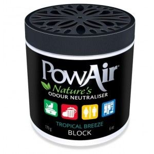 PowAir Block, Tropical Breeze, 170g