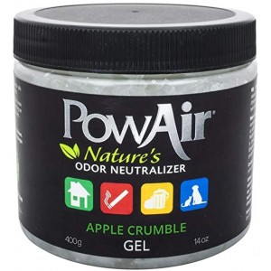 PowAir Gel, Apple Crumble, 400g