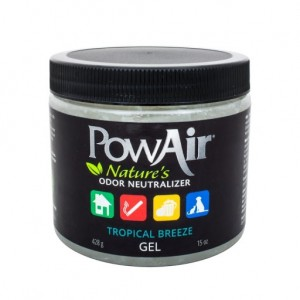 PowAir Gel, Tropical Breeze, 400g
