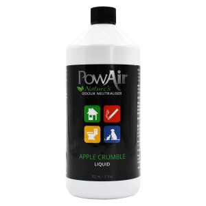 PowAir Liquid, Apple Crumble, 922ml