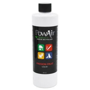 PowAir Liquid, Passion Fruit, 464ml