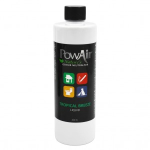 PowAir Liquid, Tropical Breeze, 464ml