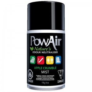 PowAir Mist, Apple Crumble, 170g